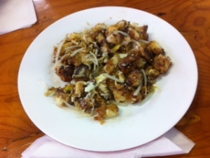 Spencer Village Char Kuey Teow.