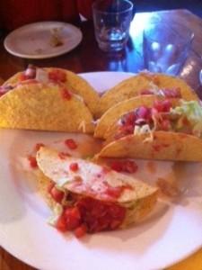 Santa Fe Taco.