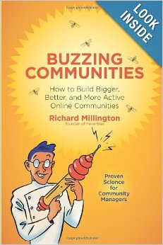 """Buzzing Communities"" by Rich Millington"